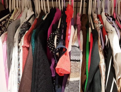 What I learned decluttering my wardrobe