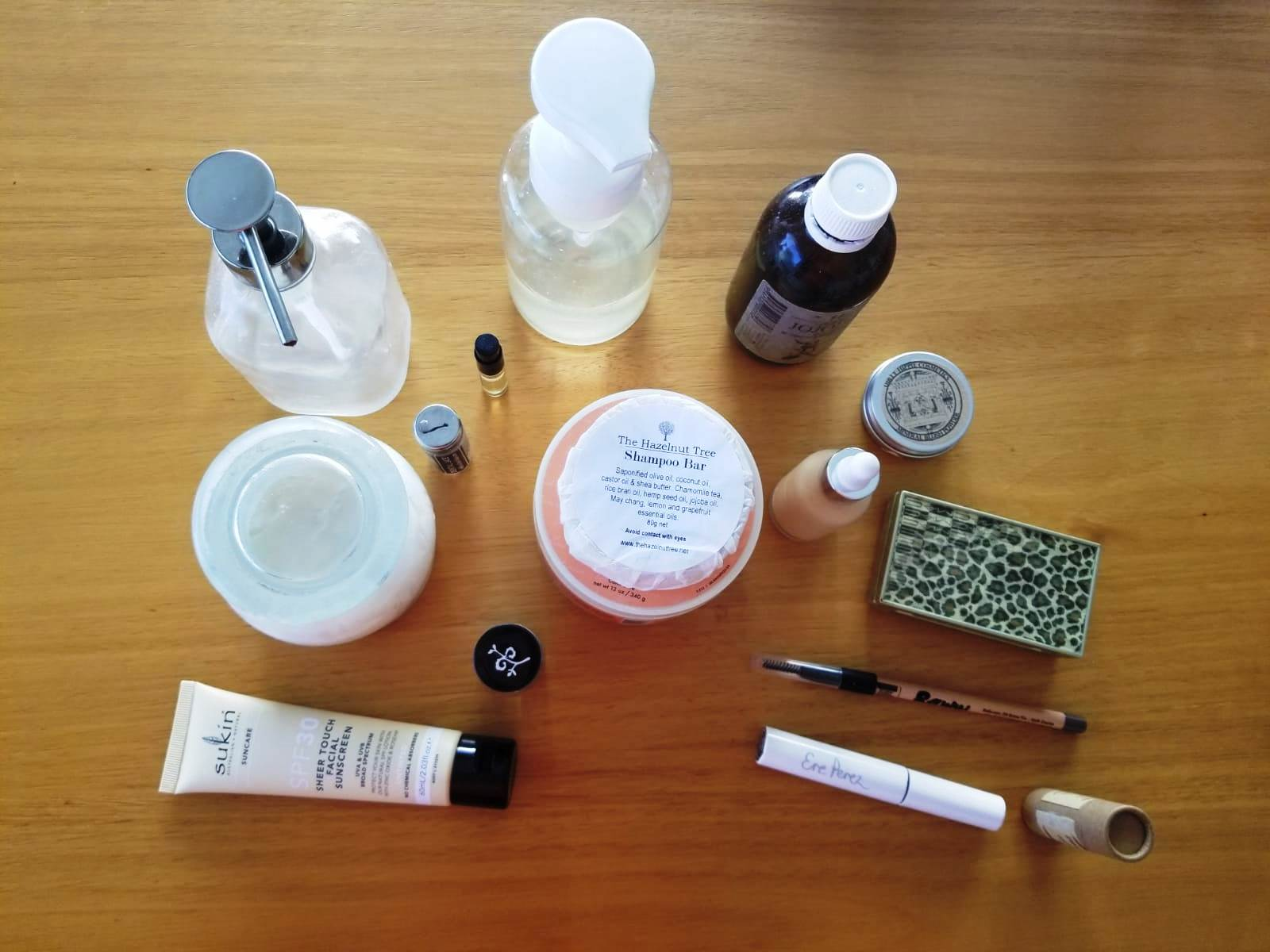 How many personal care products/cosmetics do you use?